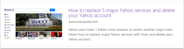 How to replace five major Yahoo services and delete your account