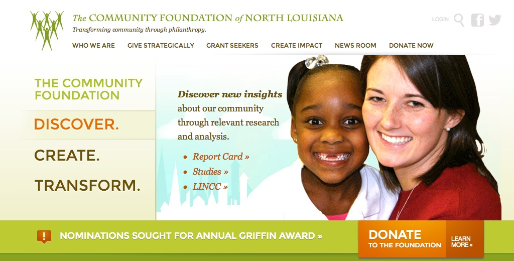 Community Foundation of North Louisiana